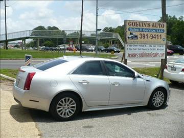 2011 Cadillac CTS for sale at Colvin Auto Sales in Tuscaloosa AL