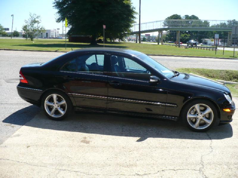 2006 Mercedes Benz C Class For Sale At Colvin Auto Sales In Tuscaloosa AL