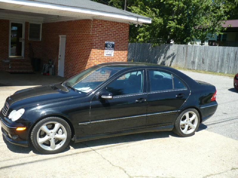 2006 mercedes benz c class c 230 sport in tuscaloosa al for Mercedes benz tuscaloosa alabama