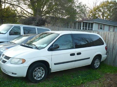 2005 Dodge Grand Caravan for sale at Colvin Auto Sales in Tuscaloosa AL