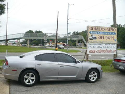 2014 Dodge Charger for sale at Colvin Auto Sales in Tuscaloosa AL