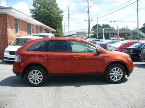2007 Ford Edge for sale at Colvin Auto Sales in Tuscaloosa AL