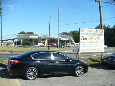 2015 Honda Accord for sale in Tuscaloosa, AL