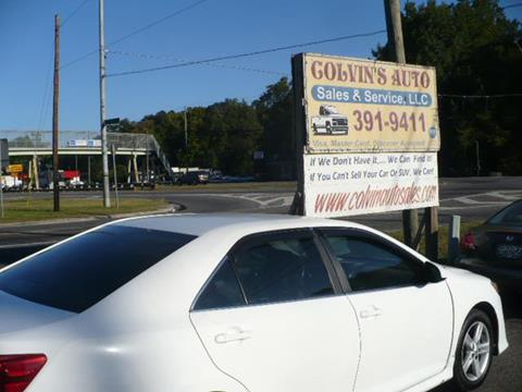 2012 Toyota Camry for sale in Tuscaloosa, AL
