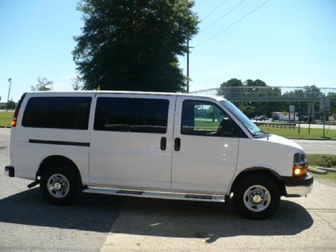 2014 Chevrolet Express Passenger for sale at Colvin Auto Sales in Tuscaloosa AL