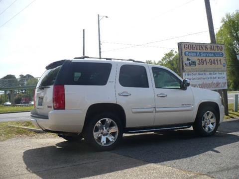 2008 GMC Yukon for sale in Tuscaloosa, AL