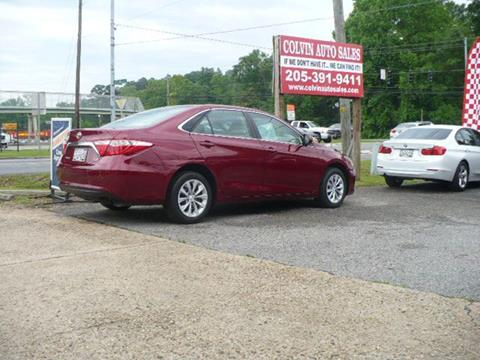2017 Toyota Camry for sale in Tuscaloosa, AL
