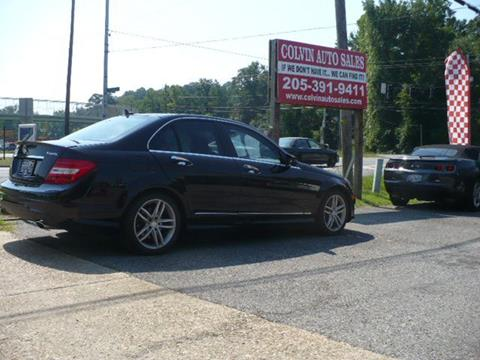 2014 Mercedes-Benz C-Class for sale in Tuscaloosa, AL