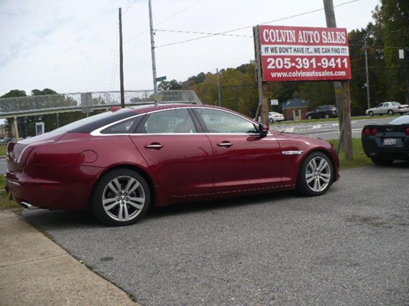2013 Jaguar XJ for sale at Colvin Auto Sales in Tuscaloosa AL