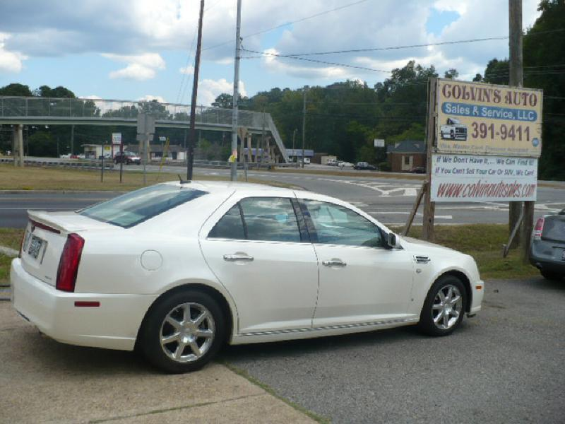 2008 Cadillac STS for sale at Colvin Auto Sales in Tuscaloosa AL