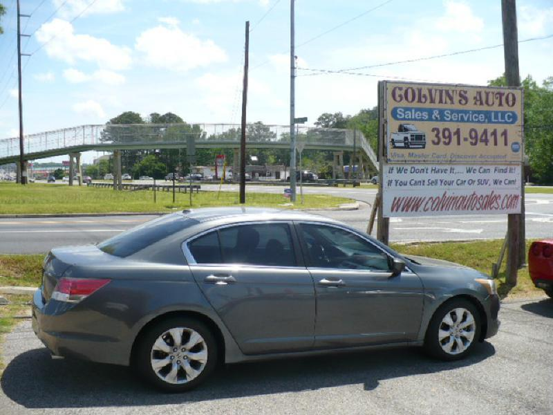2010 Honda Accord for sale at Colvin Auto Sales in Tuscaloosa AL
