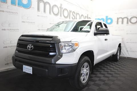 Cars For Sale Nj >> 2016 Toyota Tundra For Sale In Asbury Park Nj