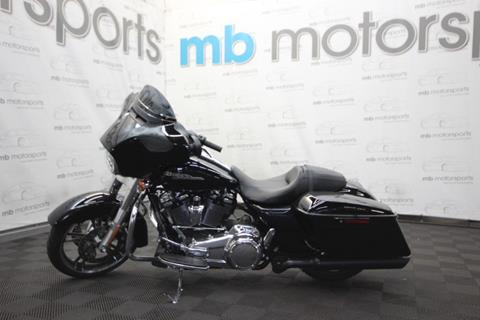 2018 Harley-Davidson Street Glide for sale in Asbury Park, NJ