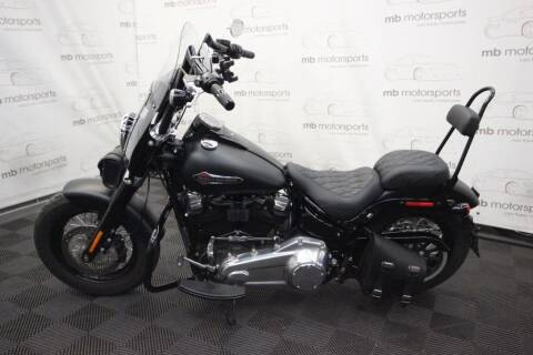 Used Motorcycles Nj >> 2019 Harley Davidson Softail Slim For Sale In Asbury Park Nj