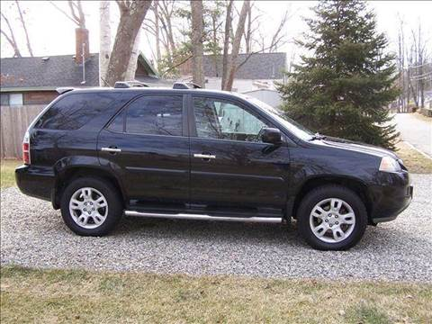 2004 Acura MDX for sale at William's Car Sales aka Fat Willy's in Atkinson NH
