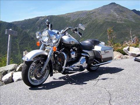 2003 Harley-Davidson Road King for sale at William's Car Sales aka Fat Willy's in Atkinson NH