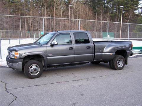 2002 Chevrolet Silverado 3500 for sale at William's Car Sales aka Fat Willy's in Atkinson NH