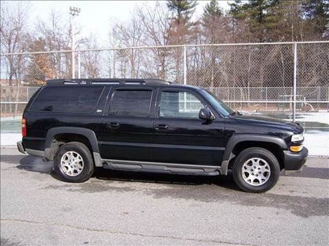 2002 Chevrolet Suburban for sale at William's Car Sales aka Fat Willy's in Atkinson NH