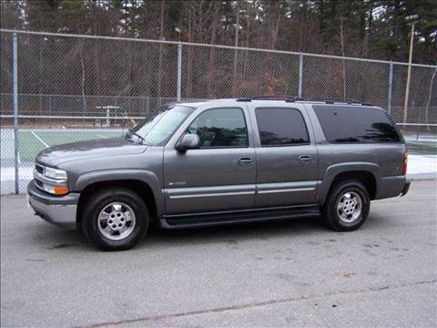 2000 Chevrolet Suburban for sale at William's Car Sales aka Fat Willy's in Atkinson NH