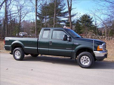 2001 Ford F-250 for sale at William's Car Sales aka Fat Willy's in Atkinson NH