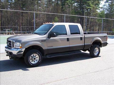 2002 Ford F-350 for sale at William's Car Sales aka Fat Willy's in Atkinson NH