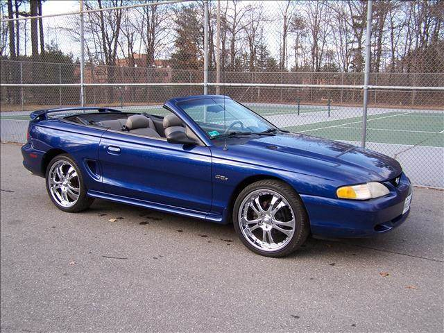1996 Ford Mustang for sale at William's Car Sales aka Fat Willy's in Atkinson NH