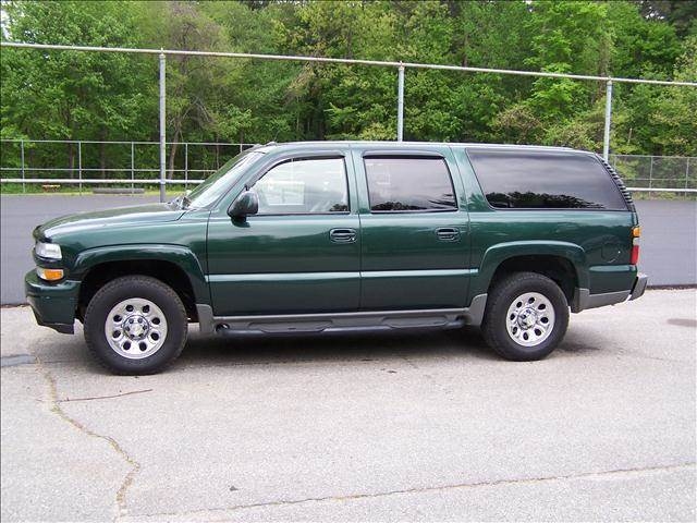 2004 Chevrolet Suburban for sale at William's Car Sales aka Fat Willy's in Atkinson NH