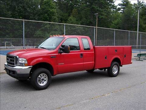 2003 Ford F-350 for sale at William's Car Sales aka Fat Willy's in Atkinson NH
