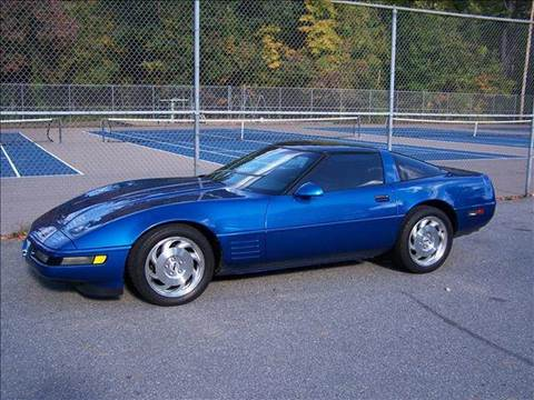 1993 Chevrolet Corvette for sale at William's Car Sales aka Fat Willy's in Atkinson NH