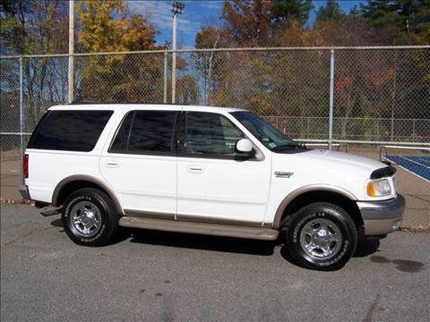 2001 Ford Expedition for sale at William's Car Sales aka Fat Willy's in Atkinson NH