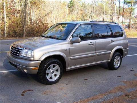 2003 Suzuki XL7 for sale at William's Car Sales aka Fat Willy's in Atkinson NH