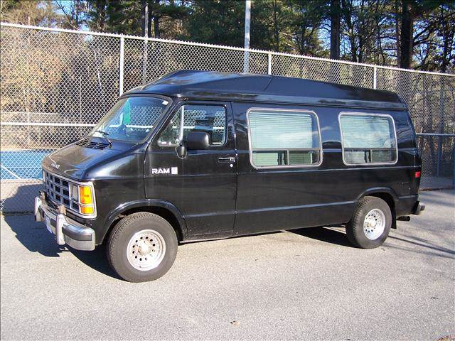 1989 Dodge Ram Van for sale at William's Car Sales aka Fat Willy's in Atkinson NH