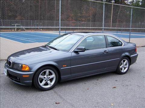 2002 BMW 3 Series for sale at William's Car Sales aka Fat Willy's in Atkinson NH