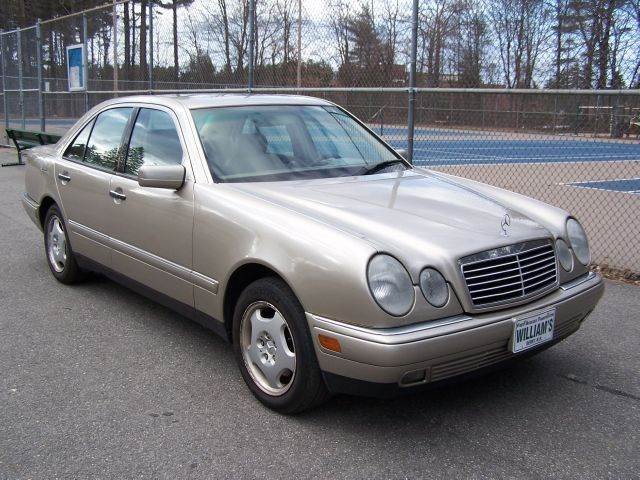 1999 Mercedes-Benz E-Class for sale at William's Car Sales aka Fat Willy's in Atkinson NH