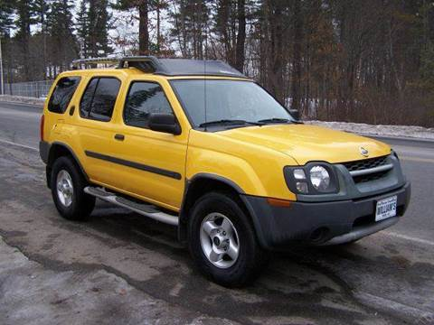 2003 Nissan Xterra for sale at William's Car Sales aka Fat Willy's in Atkinson NH