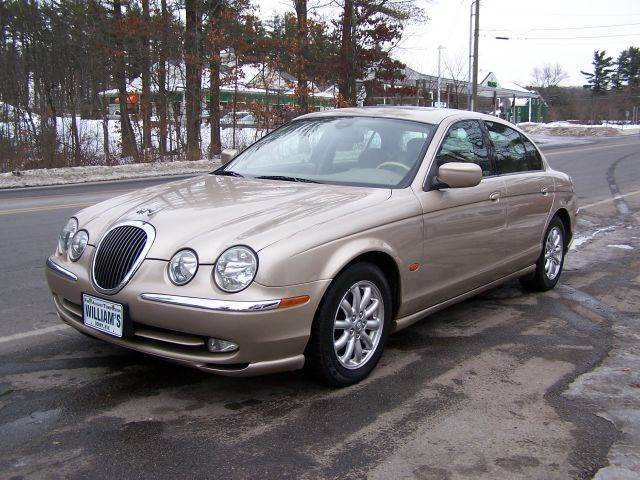 2002 Jaguar S-Type for sale at William's Car Sales aka Fat Willy's in Atkinson NH