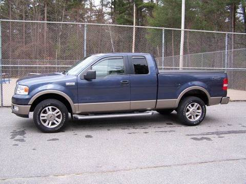 2005 Ford F-150 for sale at William's Car Sales aka Fat Willy's in Atkinson NH