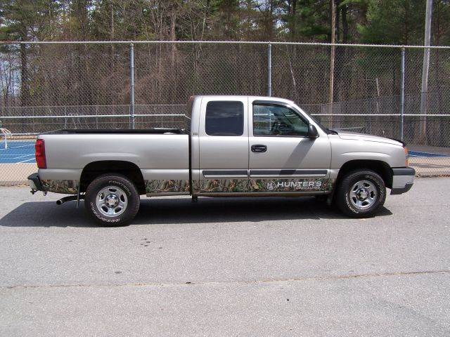 2003 Chevrolet Silverado 1500 for sale at William's Car Sales aka Fat Willy's in Atkinson NH