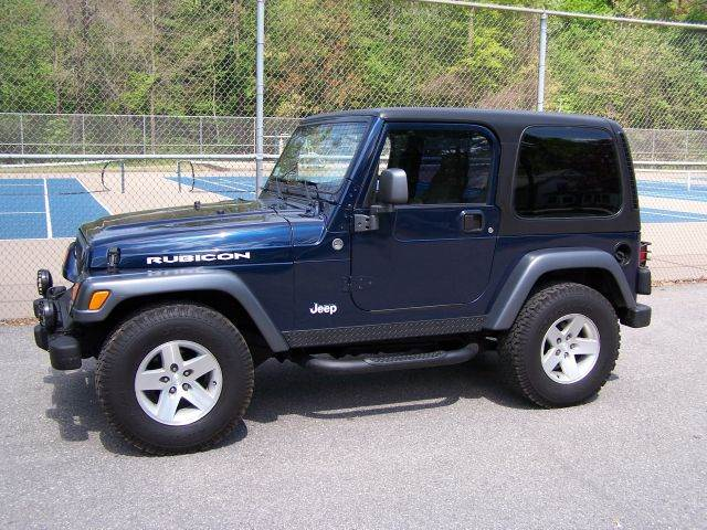 2005 Jeep Wrangler for sale at William's Car Sales aka Fat Willy's in Atkinson NH