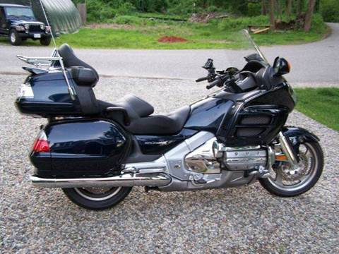 2009 Honda Goldwing for sale at William's Car Sales aka Fat Willy's in Atkinson NH