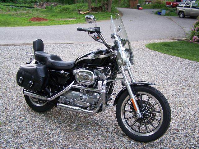 2003 Harley-Davidson 1200 Sportster for sale at William's Car Sales aka Fat Willy's in Atkinson NH
