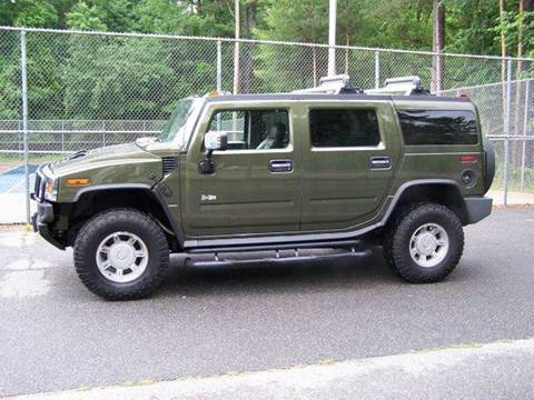 2003 HUMMER H2 for sale at William's Car Sales aka Fat Willy's in Atkinson NH
