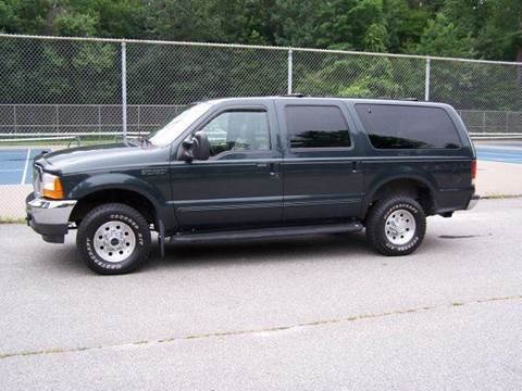 2000 Ford Excursion for sale at William's Car Sales aka Fat Willy's in Atkinson NH