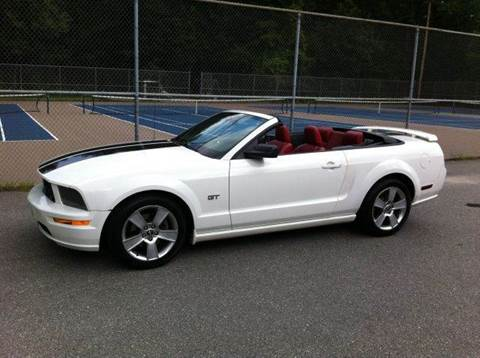 2006 Ford Mustang for sale at William's Car Sales aka Fat Willy's in Atkinson NH