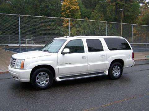 2004 Cadillac Escalade ESV for sale at William's Car Sales aka Fat Willy's in Atkinson NH