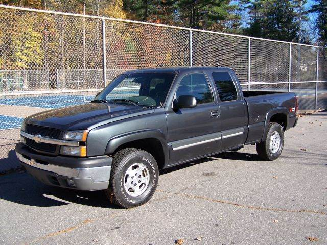2004 Chevrolet Silverado 1500 for sale at William's Car Sales aka Fat Willy's in Atkinson NH