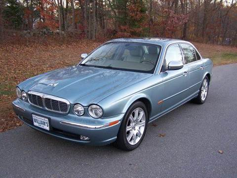 2004 Jaguar XJ for sale at William's Car Sales aka Fat Willy's in Atkinson NH