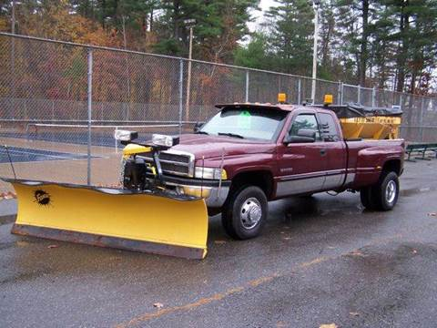 2001 Dodge Ram Pickup 3500 for sale at William's Car Sales aka Fat Willy's in Atkinson NH