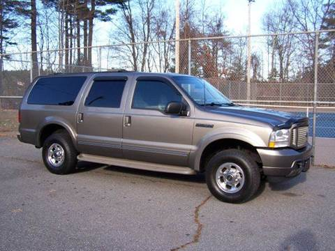2003 Ford Excursion for sale at William's Car Sales aka Fat Willy's in Atkinson NH