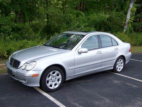 2005 Mercedes-Benz C-Class for sale at William's Car Sales aka Fat Willy's in Atkinson NH